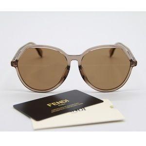 New Fendi FF0397/F/S 10A7Y Sunglasses FF 0397/F/S